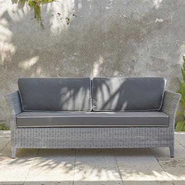 Oceane double seater sofa