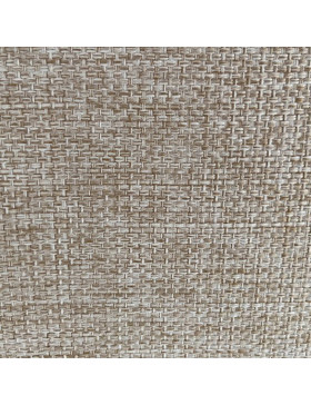 Close up image of divan oatmeal furniture fabric